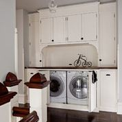 Built in washer dryer