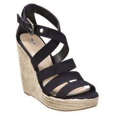 target wedge sandals