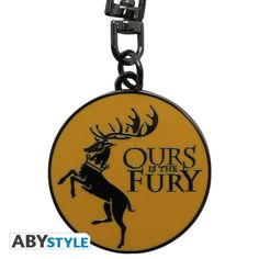 GAME OF THRONES Porte-clés Game of Thrones Baratheon