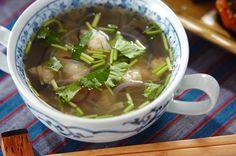 ホタテと春雨のスープのレシピ・作り方 - 簡単プロの料理レシピ | E・レシピ