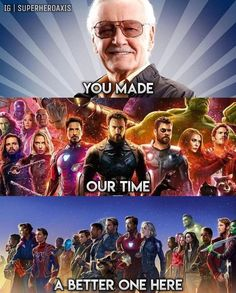 Heroes get remembered, but legends never die #RIPStanLee #StanleyMartinLieber #Excelsior #StanLee - Tiffani Bennett - #Bennett #die #Excelsior #Heroes #legends #remembered #RIPStanLee #StanLee #StanleyMartinLieber #Tiffani