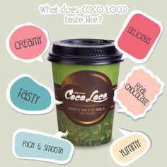 What does Coco Loco taste loke?