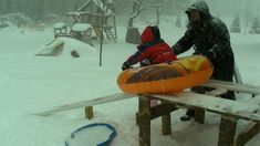 Picture of Sledding ramp