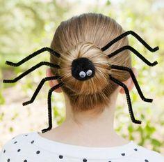 Hair Address - Centro de Beleza |   Halloween Hairstyle