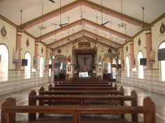 Church -   Pondicherry - Aug '12