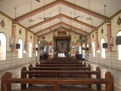 Church -   Pondicherry - Aug '12