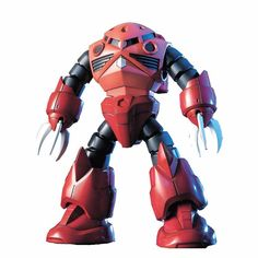 Mobile suit Gundam HGUC : MSM-07S Z'Gok Char's Custom Type