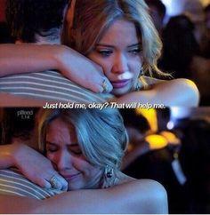 Just hug me.