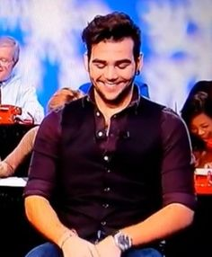 Ignazio ..being his precious self ... PBS Buon Natale