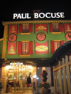 Paul Bocuse-Lyon, France