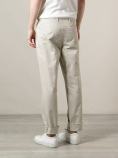 Men - A.P.C. '80'S' Trousers - WOK STORE
