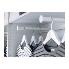 """KOMPLEMENT Pull-out clothes rail - 39 3/8x13 3/4 """" - IKEA"""