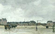 Willem Bastiaan Tholen - Scheveningen 1893
