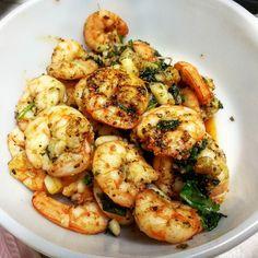 Thaifoodies made #ShrimpsGambas #Spanish food