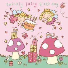 Birthday Wishes For Kids, Happy Birthday Kids, Birthday Wishes Messages, Girl Birthday Cards, Happy Birthday Greeting Card, Fairy Birthday, Birthday Images, Paw Patrol Birthday Invitations, Hip Hip