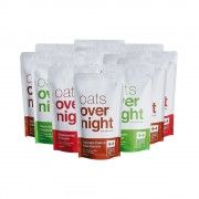 Oats Overnight - 25 Pack Variety Pack 3 Flavors