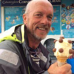 Callestck Farm Ice Cream proper Cornish