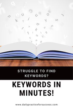 Billions of Keywords at your Fingertips Business Tips, Online Business, How To Make Money, How To Become, Seo Techniques, Daily Thoughts, Search Engine Marketing, Seo Tools, Online Work