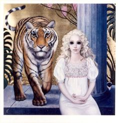 Paintings by Margaret Keane | Princess of the Dawn' by Margaret Keane I'll be interested to see the movie coming out about her since she's a JW