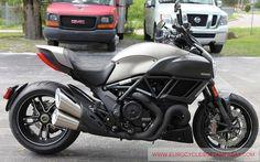 2015 Ducati Diavel Titanium #155/500   Euro Cycles of Tampa Bay