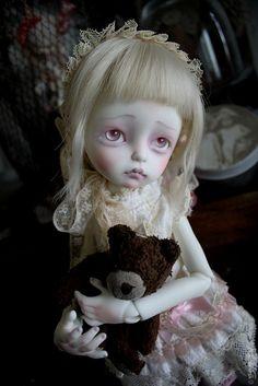 imda doll Modigli - oh my <3