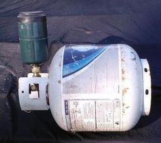 propane8 (Mobile) by Backdoor Survival,~detailed instructions:The One Pound Canister Refilling Process