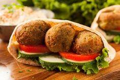 Ricetta: falafel al forno