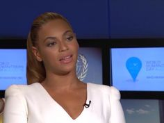 Beyonce the Humanitarian
