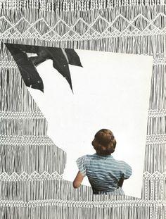 Beth Hoeckel | Collage | Cultura, arte y diseño mexicano | Inkult Magazine
