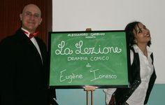 Alessandro Gambino debutta con 'La lezione' di Ionesco - http://www.lavika.it/2014/03/alessandro-gambino-debutta-con-la-lezione-di-ionesco/
