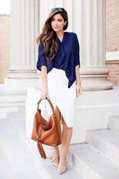 the darling detail: sophisticated chic outfit