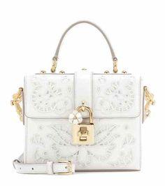 Dolce Soft leather shoulder bag | Dolce & Gabbana