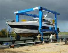 Yacht LIft - Professional and Excellent Travel LIft from Good Supplier Boat Hoist, Gantry Crane, Travel, Design, Viajes, Destinations, Traveling, Trips