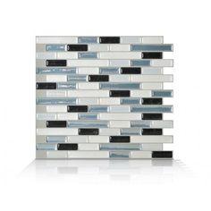 59 Best Smart Tiles Peel N Stick Decorative Wall Tiles Images - Peel-and-stick-backsplash-tile-decoration