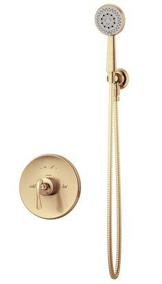 Symmons® - 5203-BBZ - Ballina™ Shower system w/Hand Shower - Brushed Bronze