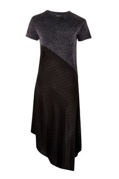 Hybrid Washed Midi T-Shirt Dress - New In Fashion - New In - Topshop Europe