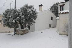 El invierno en la Sierra del Segura: estampas invernales blancas en Yeste. – Casa Rural Yeste