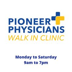 Pioneer Physicians Monday to Saturday to Lockport Illinois, Internal Medicine Specialist, Walk In Clinic, Care For All, Downers Grove, Urgent Care, Primary Care, Ultrasound, Flu