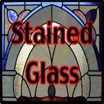 List of links to free stained glass patterns