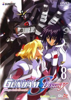 Gundam Seed Destiny VIII