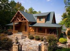 Bennett - 08829 - Katahdin Cedar Log Homes