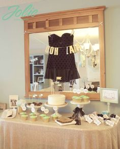 Lingerie/Cheers Bachelorette Party Ideas | Photo 17 of 23 | Catch My Party