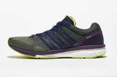 Adidas Adizero Boston Boost 5 http://www.runnersworld.com/running-shoes/the-best-running-shoes-of-2015/adidas-adizero-boston-boost-5