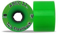 Abec11 Flashbacks 70mm Wheels. Abec11 Flashback 70mm - 75A, 78A, 81A, 84A