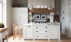 Chichester painted kitchen