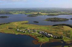 Neues G8-Gipfel-Hotel: Das ist das Lough Erne Golf Resort in Nordirland - Aktuelle TV Portraits bei HOTELIER TV: http://www.hoteliertv.net/hotel-portraits/