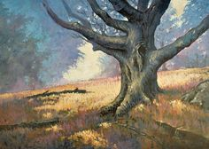 """Lone Tree"" by Thomas Cory"