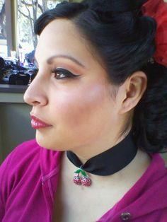 Makeup by:  Becky Mireles - Owner of Violette Papillon