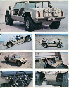 The Lamborghini Cheetah was an off-road prototype built in 1977 by the Italian carmaker Lamborghini.