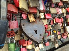Cologne Lovelocks Thalys Train, Love Lock, Train Journey, Cologne, Amsterdam, Places To Go